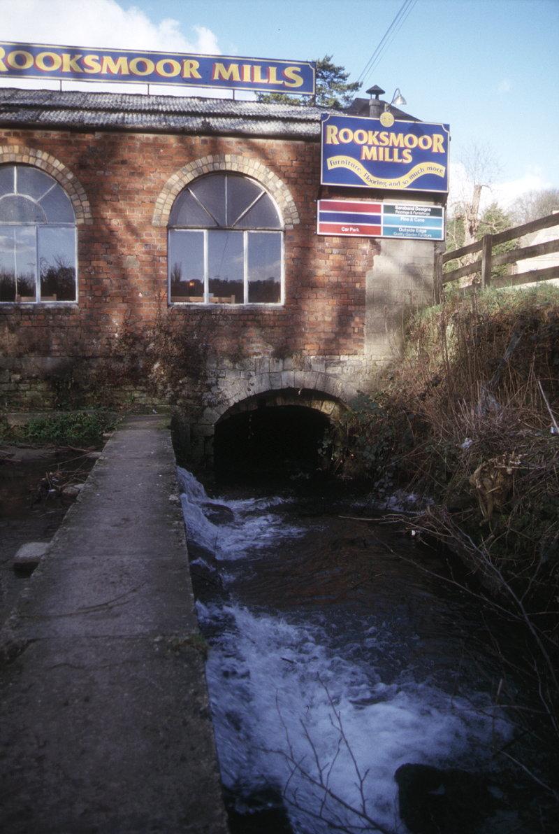 Rooksmoor Mills in Jan 2000